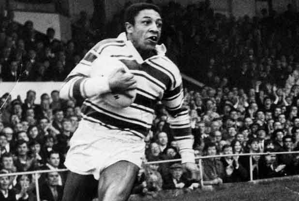 Clive Sullivan Rugby's First Black Captain - Black History Month 2017