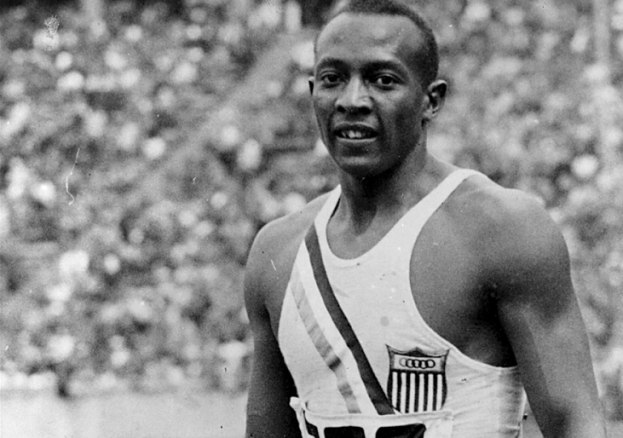 The Most Famous Athlete Of His Time Stunning Triumph At 1936 Olympic Games Captivated World Even As It Infuriated Nazis