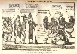 'Slave Emancipation; Or, John Bull Gulled Out Of Twenty Millions'.