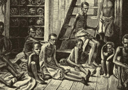life on a Slave ship