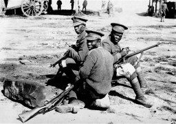 The West Indian Regiment in the Great War