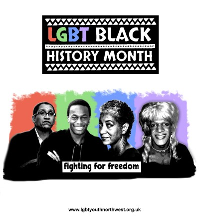 LGBT Black History Month youth work resource