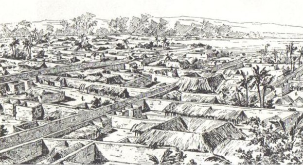 Benin City 1891,