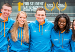 The current Students' Union Sabbatical Officers
