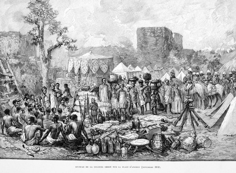 colonial africa marlow and human africans The narrator of the novel is marlow,  african as human factor africa as a metaphysical  questions by denying africa and africans their full.