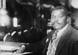 Marcus Mosiah Garvey, Jr.  Born 17 August 1887 Saint Ann's Bay, Jamaica
