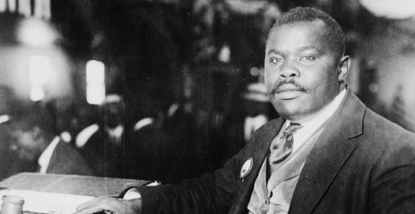 Marcus Mosiah Garvey, Jr.  Born 17 August 1887 Saint Ann's Bay, Jamaica