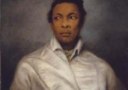 Ira Aldridge Pastel Portrait