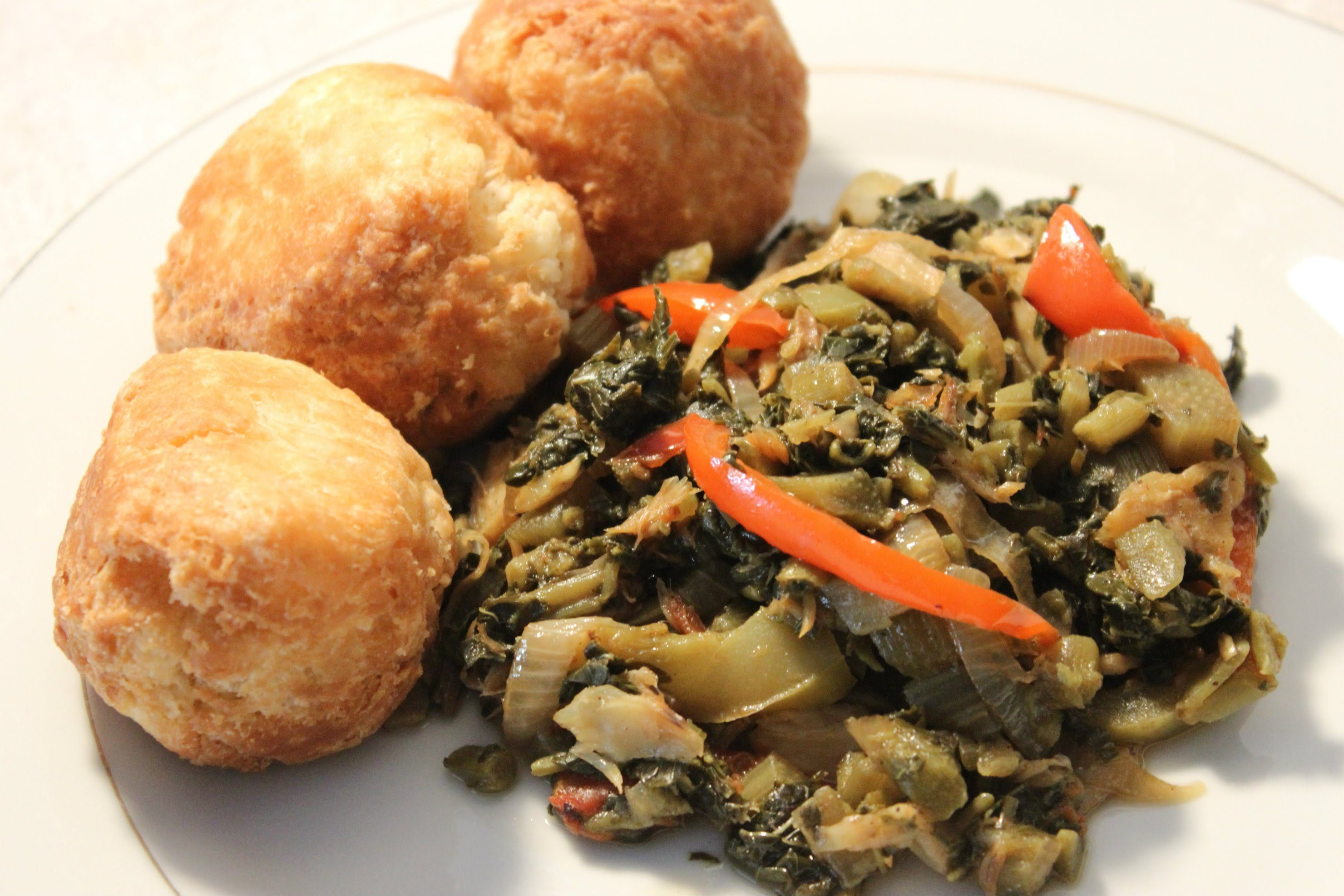 The origins of slave food callaloo dumplings and for African cuisine history