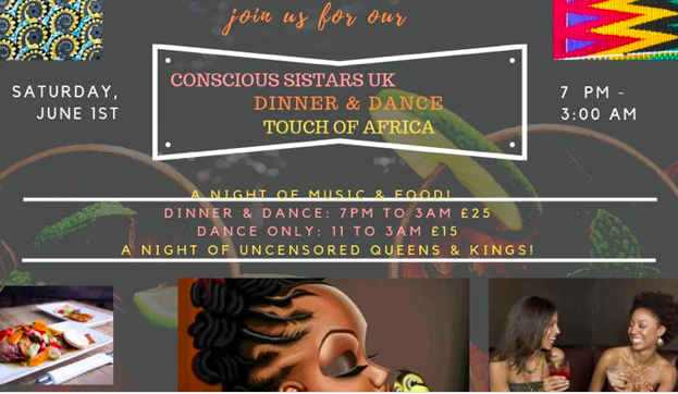 Uncensored Kings and Queens Dinner and Dance - Touch of