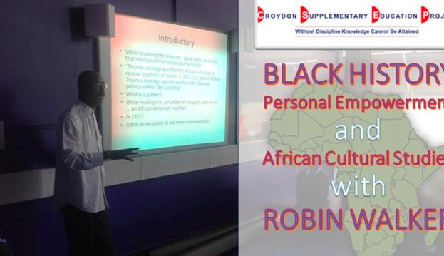 Black History, Personal Empowerment And African Cultural
