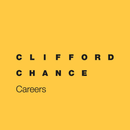 Clifford Chance offers you the opportunity to join a global law firm with one of the most pre-eminent legal practices in the world. 1