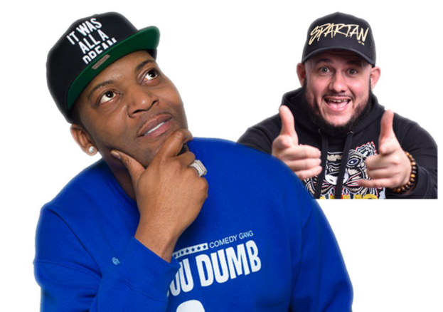 Comedy Explosion Featuring Major Hype, plus White Yardie