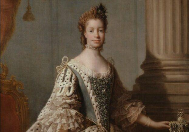 Black History Queen Charlotte