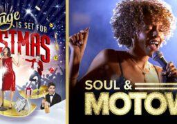 Soul & Motown christmas
