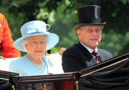 His Royal Highness Prince Phillip, the Duke of Edinburgh, who sadly died on Friday